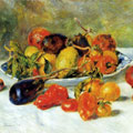 Fruits of the Midi (1881) by Pierre-Auguste Renoir